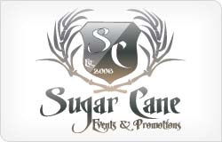 Sugar Cane Events and Promotions Logo