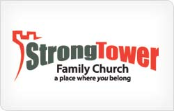 Strong Tower Family Church Logo